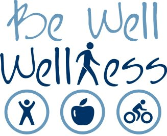 Mansfield Be Well logo