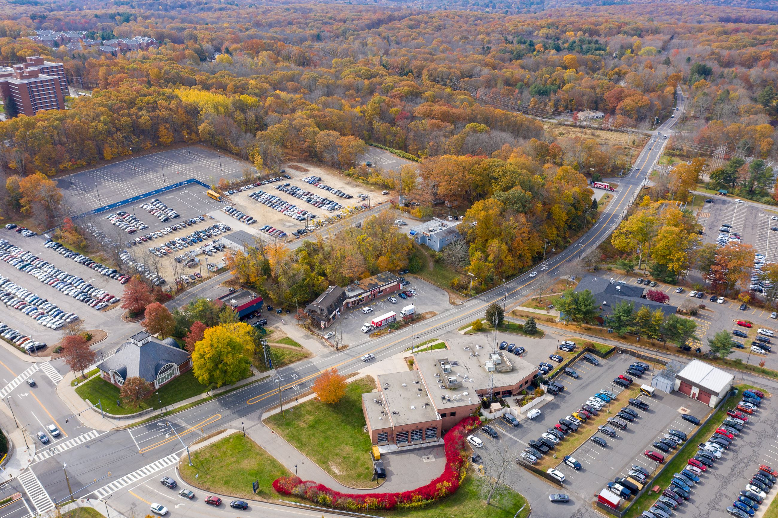North Eagleville/King Hill Road, Town of Mansfield, CT - Opportunity Zone