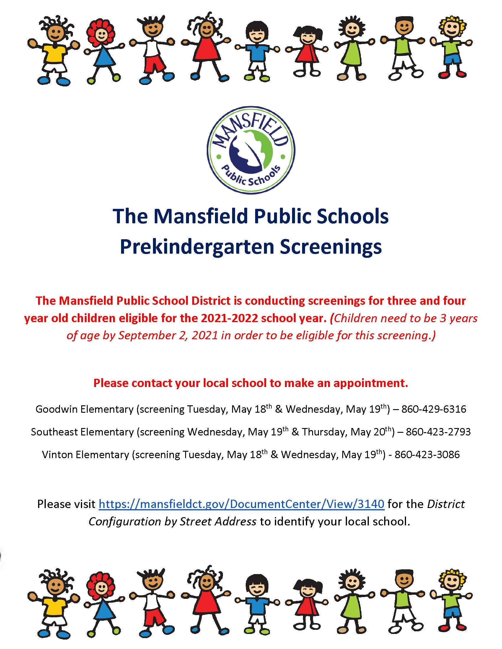 2021 Prek Screening Flyer (1)